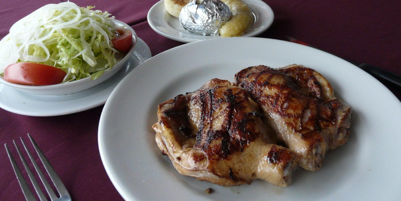 Un exquisito pollo al lim n - Pollo al limon isasaweis ...